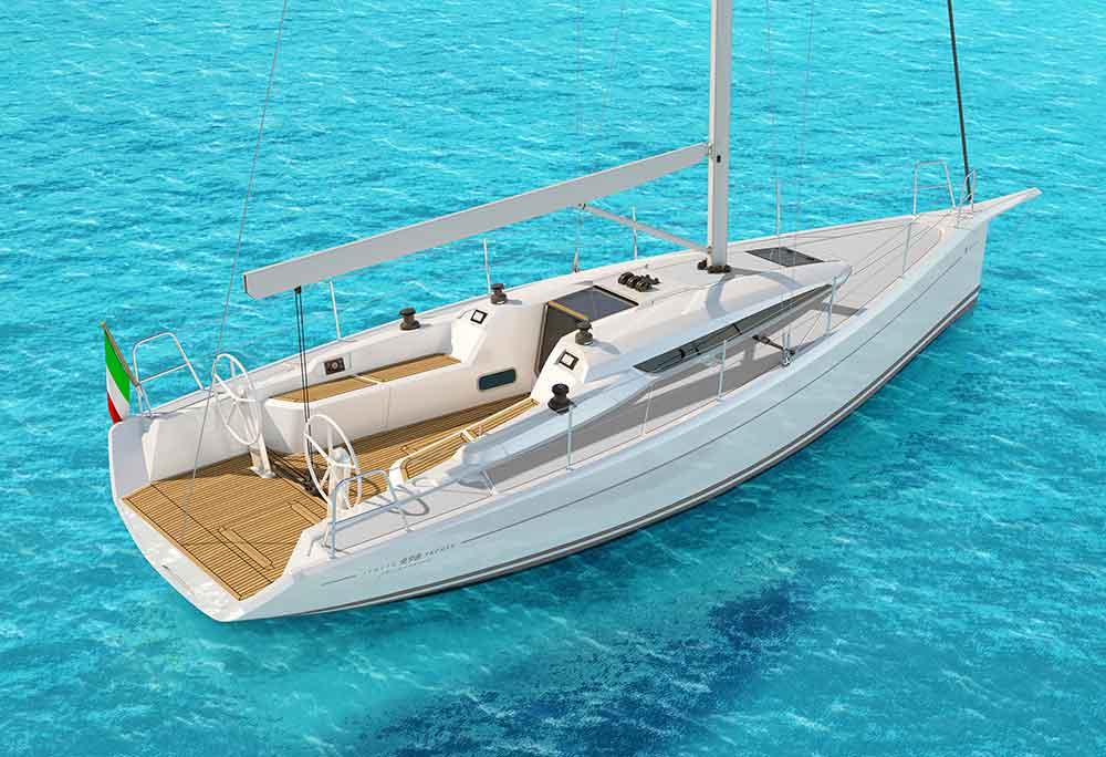 Italia Yachts 9,98