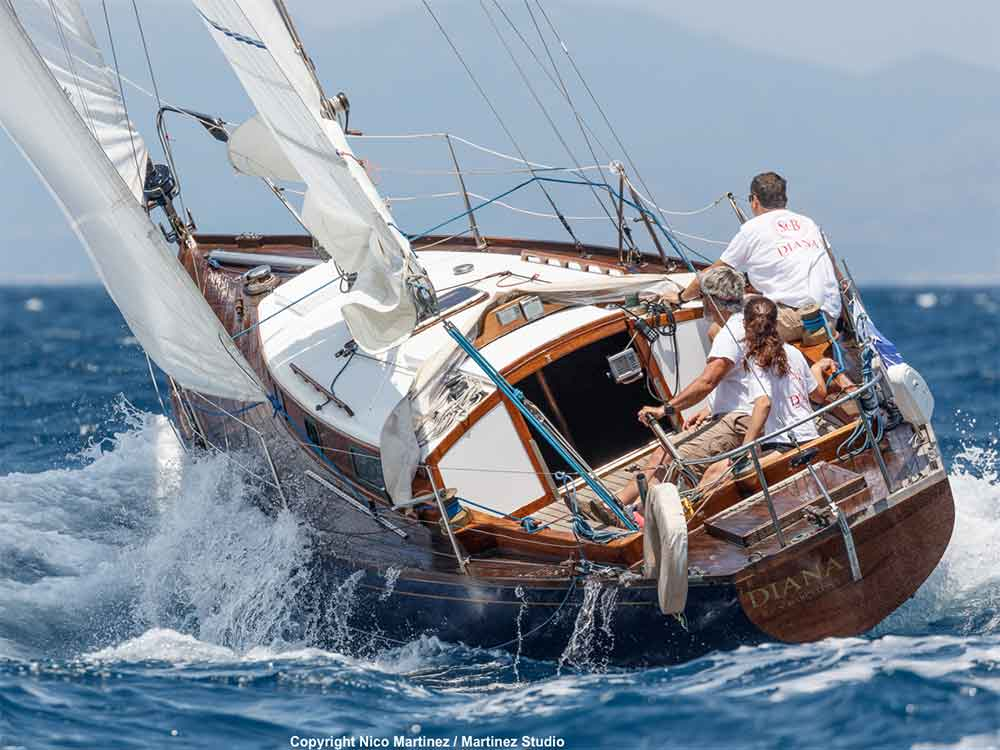 Diana, Havsörnen II