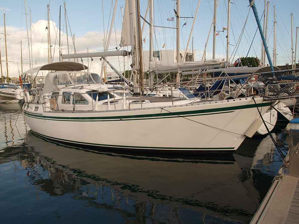 Nauticat 42 DS