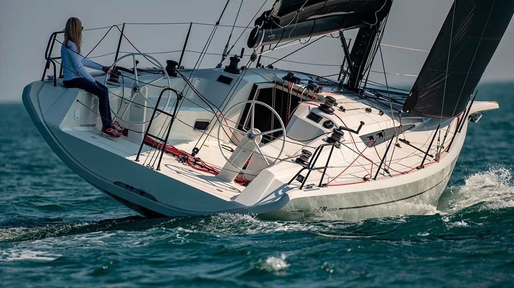 Italia Yachts IY 11.98