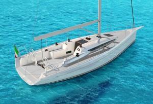 Italia Yachts 9,98 (10)